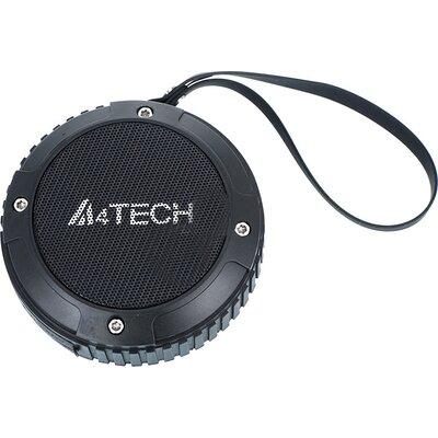 Портативна Bluetooth колонка A4Tech BTS-08, цвят черен