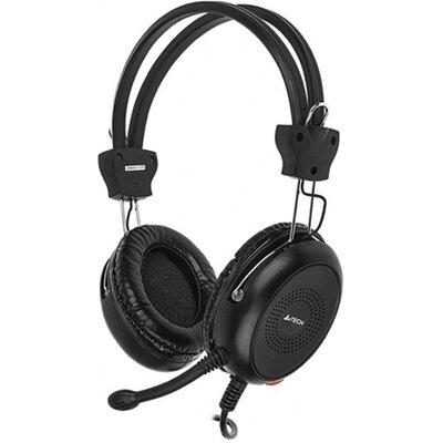 Слушалки с микрофон A4Tech HS-30
