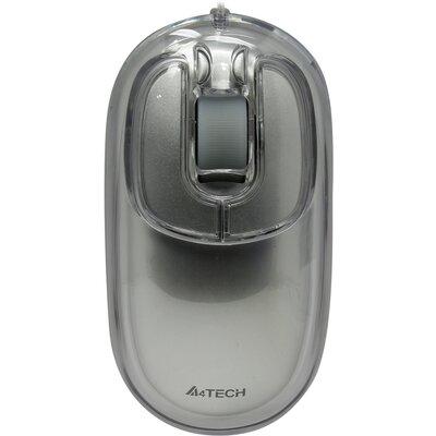 Мишка A4Tech U-Crystal BW-9-2 Silver