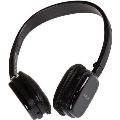 Безжични слушалки с микрофон A4Tech RH-200, Черен