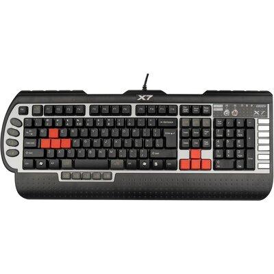 Геймърска клавиатура A4Tech X7 G800V