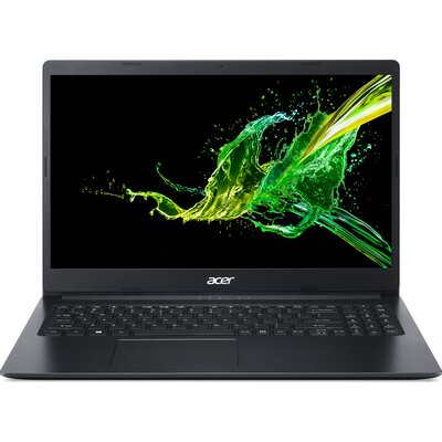 "Лаптоп Acer Aspire 3 A315-34-P2PC - 15.6"" FHD, Intel Pentium Silver N5000, Black"
