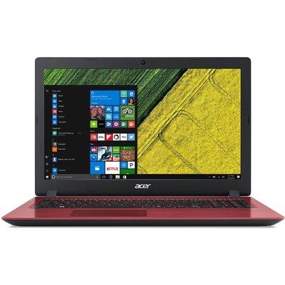 "Лаптоп Acer Aspire 3 A315-32-P7E4 - 15.6"" FHD, Intel Pentium Silver N5000, Oxidant Red"