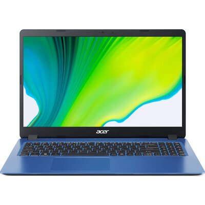 "Лаптоп Acer Aspire 3 A315-54K-35BE - 15.6"" FHD, Intel Core i3-8130U, Blue"