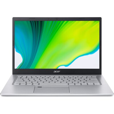"Лаптоп Acer Aspire 5 A514-54-33NQ - 14"" FHD IPS, Intel Core i3-1115G4, Silver"
