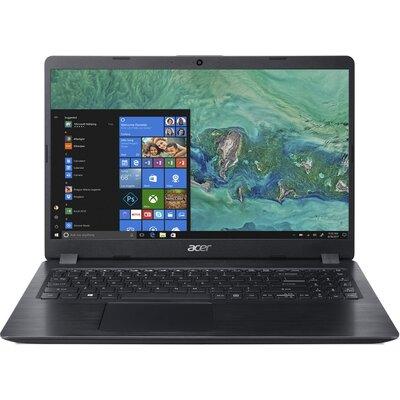 """Лаптоп Acer Aspire 5 A515-52-33QS - 15.6"""" FHD IPS, Intel Core i3-8145U, Obsidian Black"""