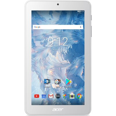 "Таблет Acer Iconia One 7 B1-7A0-K39G - 7"" WSVGA (1024x600) IPS, 16GB, White"