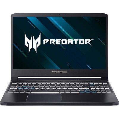 "Геймърски лаптоп Acer Predator Triton 300 PT315-52-70KR - 15.6"" FHD IPS 120Hz, Intel Core i7-10750H"