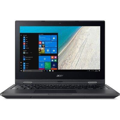 "Лаптоп Acer TravelMate Spin B1 TMB118-G2-RN-C44J - 11.6"" FHD IPS Touch, Intel Celeron N4100"