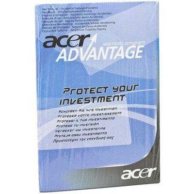 Acer Advantage - 3 години гаранция за проектори Acer