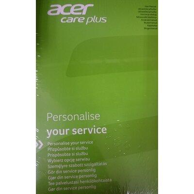 Acer Care Plus - 3 години гаранция за лаптопи Acer