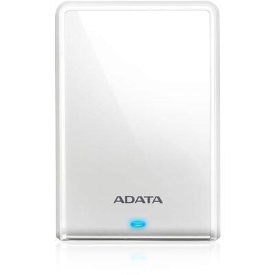 Портативен външен диск ADATA HV620S 1TB White