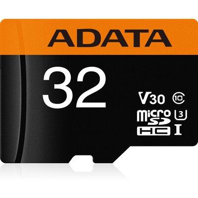 microSDHC карта ADATA Premier Pro 32GB UHS-I U3 V30G