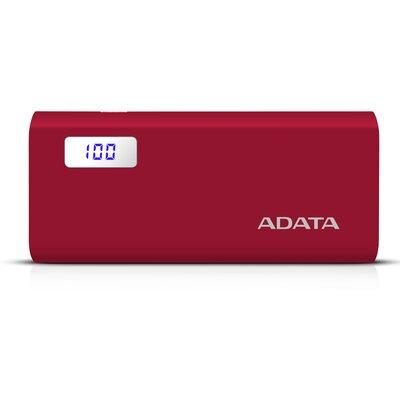 Power Bank ADATA P12500D Red