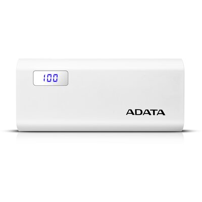 Power Bank ADATA P12500D White