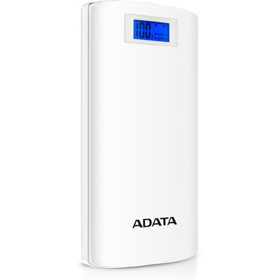 Power Bank ADATA P20000D White