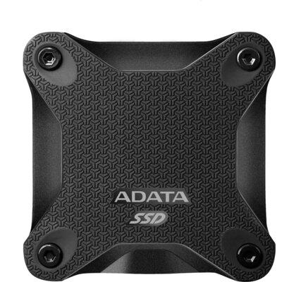 Преносим външен SSD ADATA SD600Q 240GB, Black