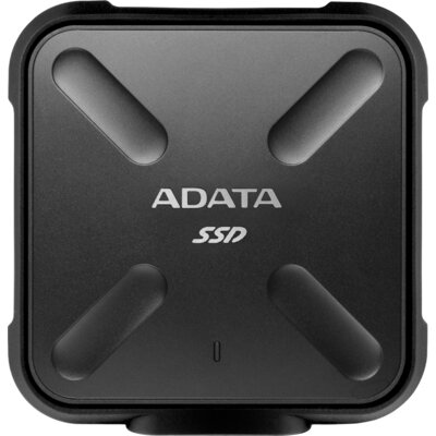Преносим външен SSD ADATA SD700 256GB Black
