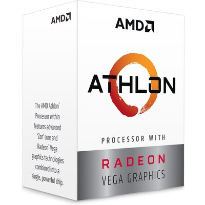 Процесор AMD Athlon 200GE