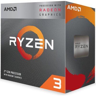 Процесор AMD Ryzen 3 3200G with Radeon Vega 8 Graphics