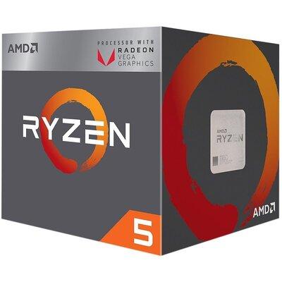 Процесор AMD Ryzen 5 2400G