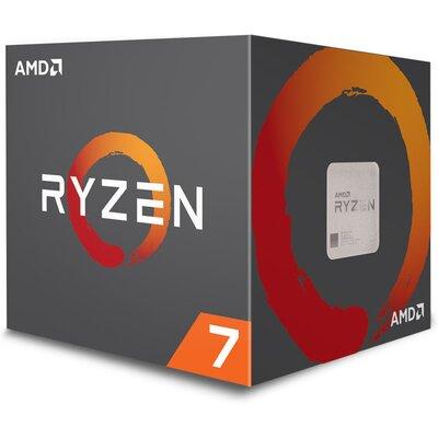 Процесор AMD Ryzen 7 2700X