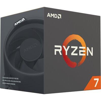 Процесор AMD Ryzen 7 2700