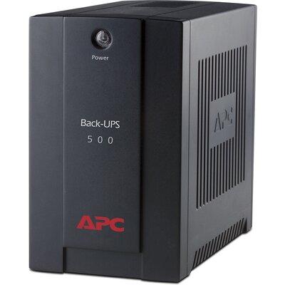 UPS APC Back-UPS BX500CI - 500VA, AVR, IEC outlets