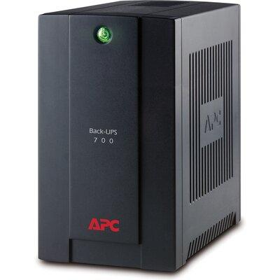 UPS APC Back-UPS BX700U-GR - 700VA, 230V, AVR, Schuko Sockets