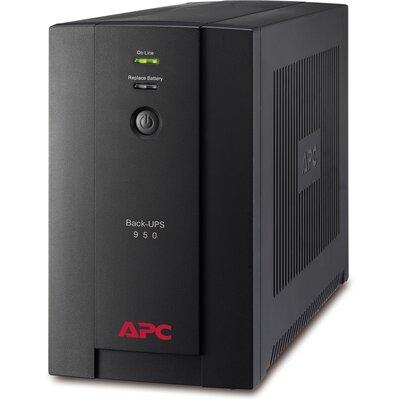UPS APC Back-UPS BX950UI - 950VA, 230V, AVR, IEC Sockets