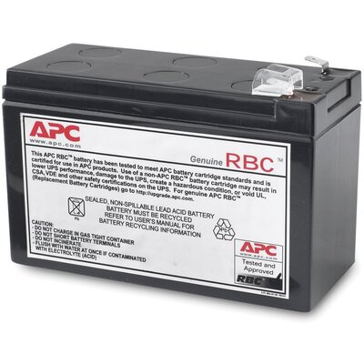APC Replacement Battery Cartridge #110 - APCRBC110