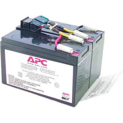 APC Replacement Battery Cartridge #48 - RBC48