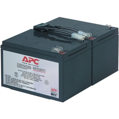 APC Replacement Battery Cartridge #6 - RBC6