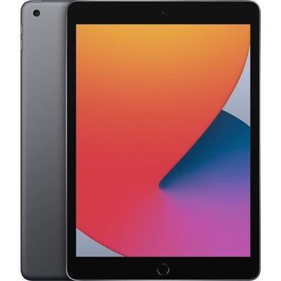 Таблет Apple iPad 10.2 (2020) 8th Gen Cellular 32GB - Астро сиво