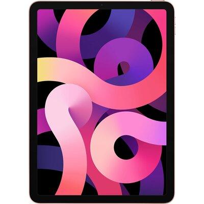 Таблет Apple iPad Air (4th Gen) 64GB - Розово златно