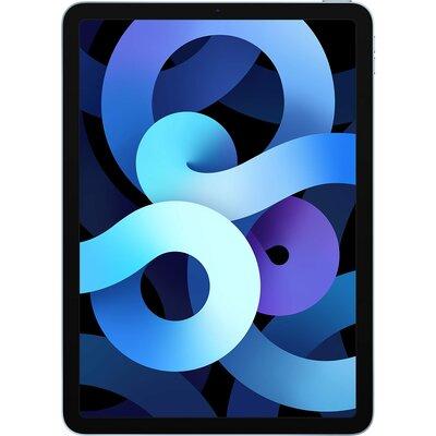 Таблет Apple iPad Air (4th Gen) Cellular 64GB - Небесносиньо