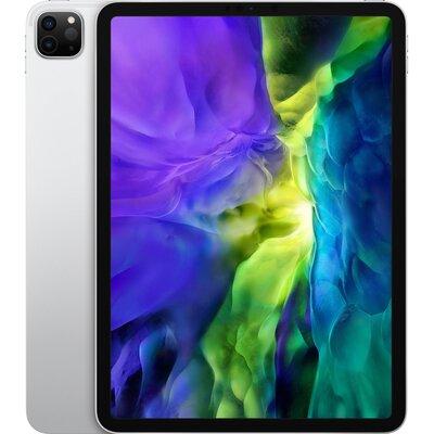Таблет Apple iPad Pro 11 (2020) 2nd Gen - Cellular 256GB Сребърно