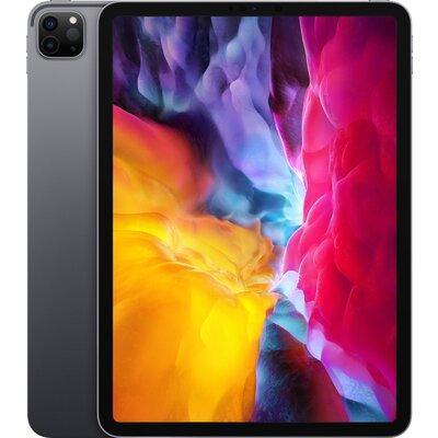 Таблет Apple iPad Pro 11 (2020) 2nd Gen - Cellular 256GB Астро Сиво