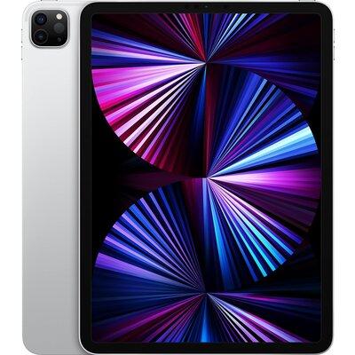 Таблет Apple iPad Pro 11 (2021) 3rd Gen - Cellular 128GB Сребърно
