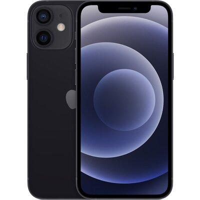 Телефон Apple iPhone 12 mini - 64GB Черно