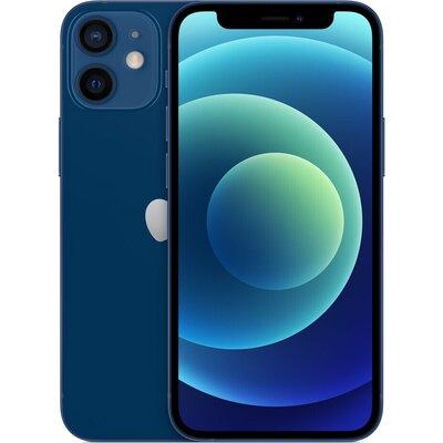 Телефон Apple iPhone 12 mini - 64GB синьо