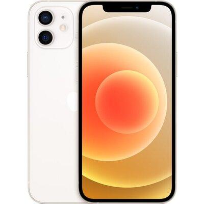 Телефон Apple iPhone 12 - 64GB бяло