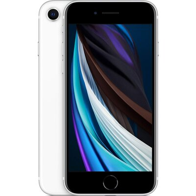 Телефон Apple iPhone SE2 64GB Бял