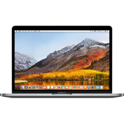 Лаптоп Apple MacBook Pro 13 Touch Bar - 13.3'' Retina, i5-8259U, 8GB, Space Grey