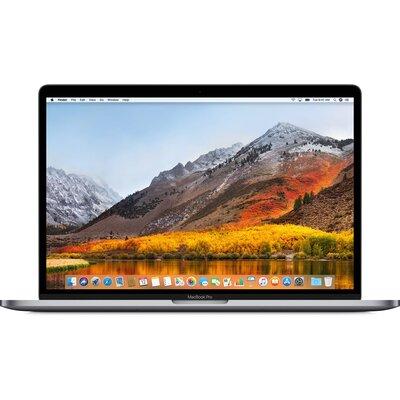 Лаптоп Apple MacBook Pro 15 Touch Bar - 15.4'' Retina, i7-8750H, 16GB, Space Grey