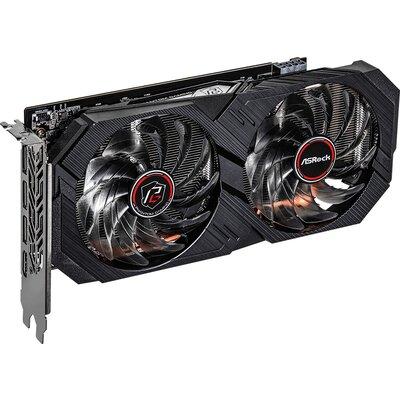 Видео карта ASRock AMD Radeon RX 580 Phantom Gaming Elite 8G