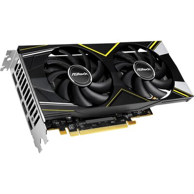 Видео карта Asrock Radeon RX 5500 XT Challenger D 8G OC