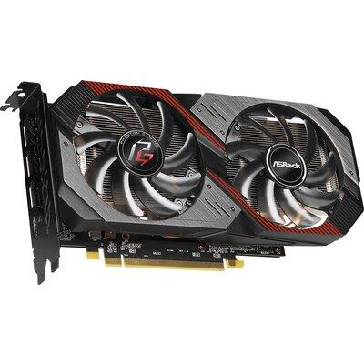 Видео карта Asrock Radeon RX 5500 XT Phantom Gaming D 8G OC