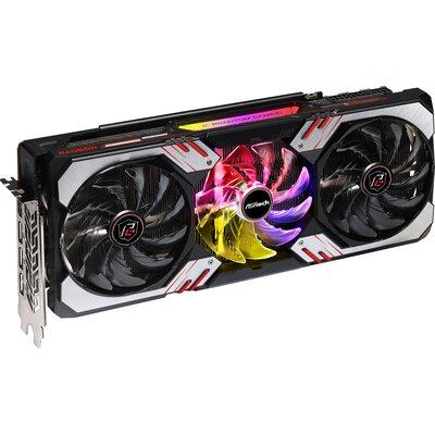 Видео карта Asrock AMD Radeon RX 6800 XT Phantom Gaming D 16G OC - RX6800XT PGD 16GO