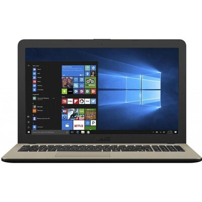 "Лаптоп ASUS VivoBook 15 X540NA-GQ063 - 15.6"" HD, Intel Celeron N3350"